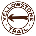 Historic Yellowstone Trail Sign t-shirts and apparel